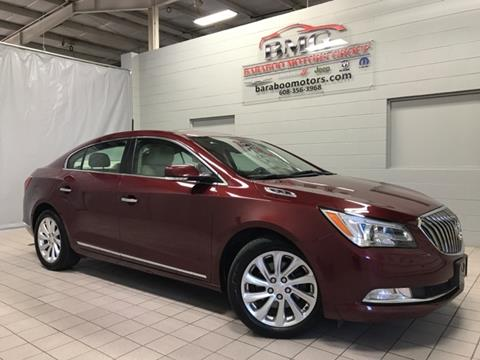 2015 Buick LaCrosse for sale in Baraboo, WI