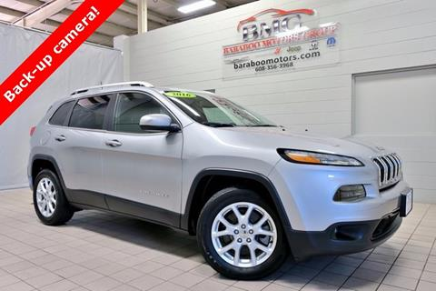 2017 Jeep Cherokee for sale in Baraboo, WI