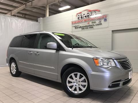 2016 Chrysler Town and Country for sale in Baraboo, WI