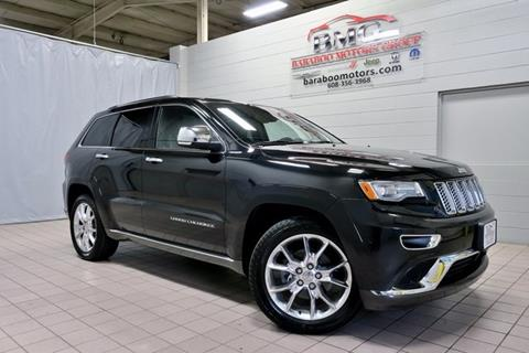 2014 Jeep Grand Cherokee for sale in Baraboo, WI