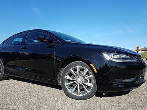 2015 Chrysler 200 for sale in Baraboo, WI