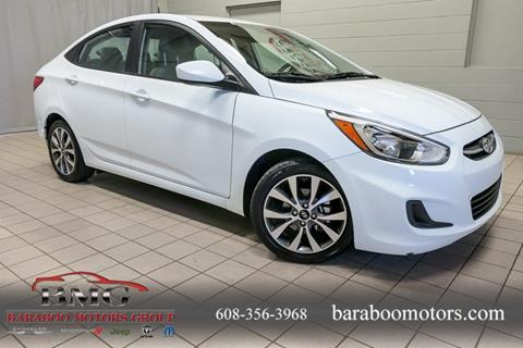 2017 Hyundai Accent for sale in Baraboo, WI