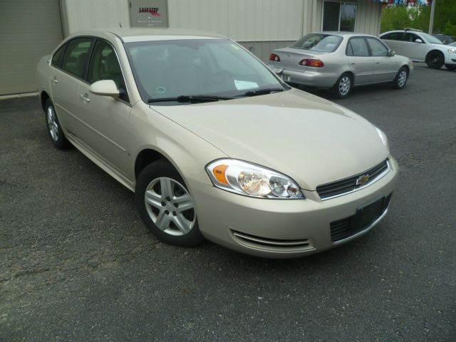 2009 Chevrolet Impala for sale at Last Stop Motors in Racine WI