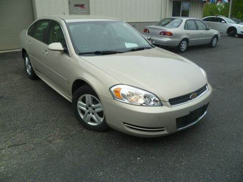 2009 Chevrolet Impala for sale at Last Stop Motors in Racine WI