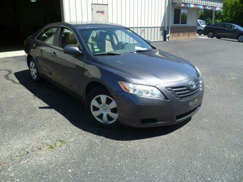 2007 Toyota Camry for sale at Last Stop Motors in Racine WI