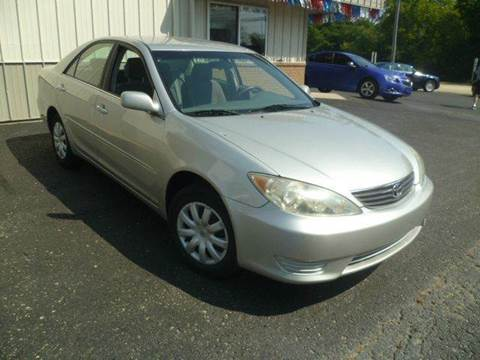 2005 Toyota Camry for sale at Last Stop Motors in Racine WI
