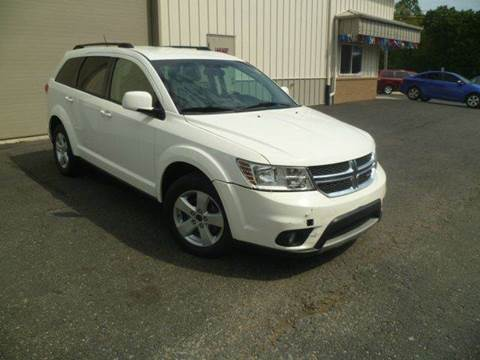 2012 Dodge Journey for sale at Last Stop Motors in Racine WI