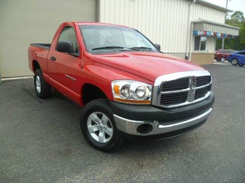 2006 Dodge Ram Pickup 1500 for sale at Last Stop Motors in Racine WI