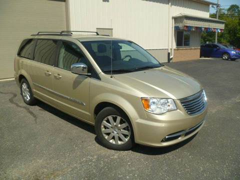 2011 Chrysler Town and Country for sale at Last Stop Motors in Racine WI
