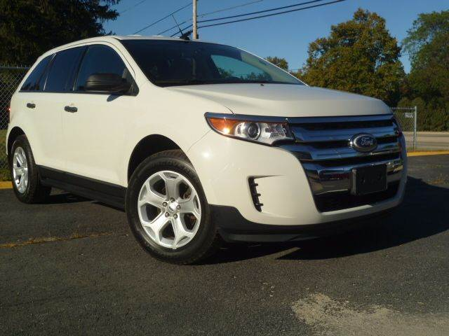 2012 Ford Edge for sale at Last Stop Motors in Racine WI