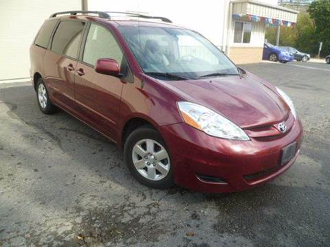 2008 Toyota Sienna for sale at Last Stop Motors in Racine WI