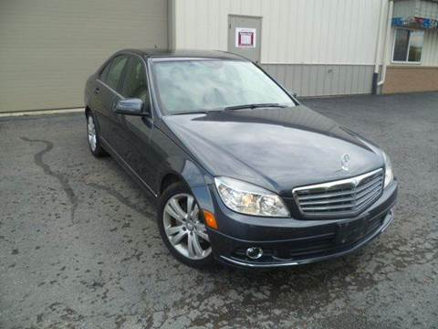 2010 Mercedes-Benz C-Class for sale at Last Stop Motors in Racine WI