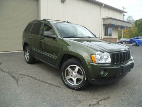 2007 Jeep Grand Cherokee for sale at Last Stop Motors in Racine WI