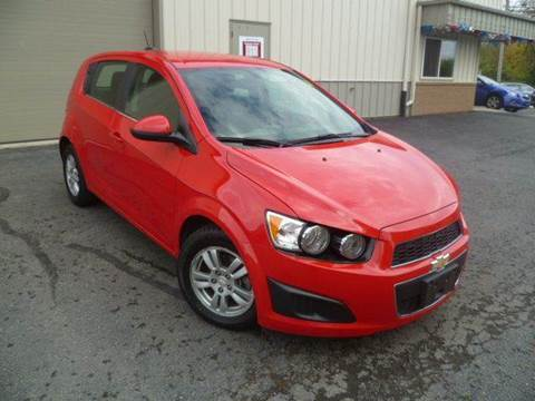 2015 Chevrolet Sonic for sale at Last Stop Motors in Racine WI