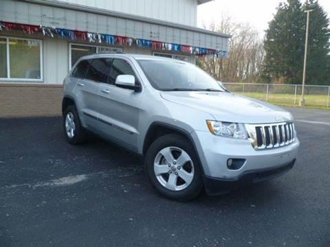 2011 Jeep Grand Cherokee for sale at Last Stop Motors in Racine WI