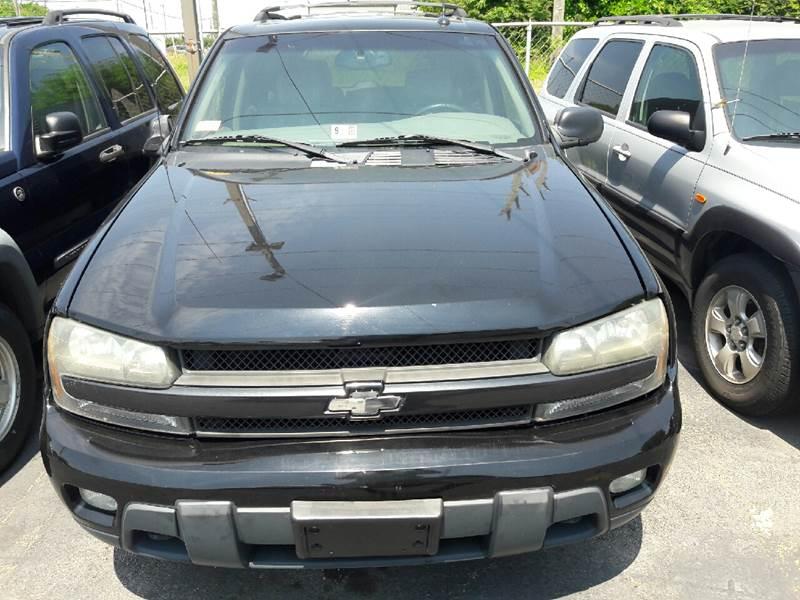 2004 Chevrolet TrailBlazer LT 4WD 4dr SUV - Virginia Beach VA