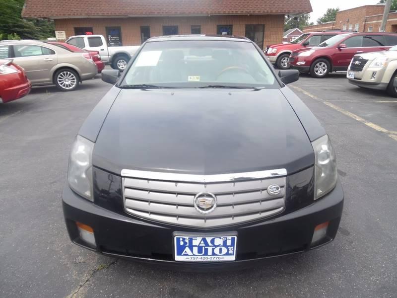 2003 Cadillac CTS 4dr Sedan - Virginia Beach VA