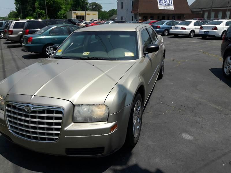 2008 Chrysler 300 LX 4dr Sedan - Virginia Beach VA