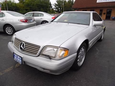 1996 Mercedes-Benz SL-Class for sale in Virginia Beach, VA