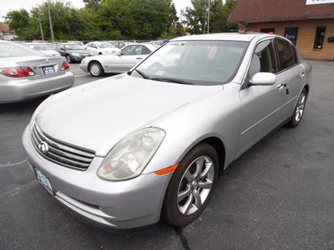 2003 Infiniti G35 for sale in Virginia Beach, VA