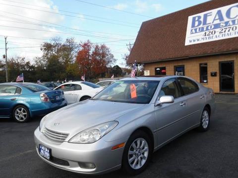 2003 Lexus ES 300 for sale in Virginia Beach, VA