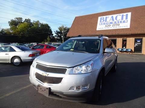 2011 Chevrolet Traverse for sale in Virginia Beach, VA