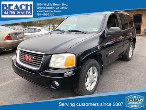 2004 GMC Envoy for sale in Virginia Beach, VA