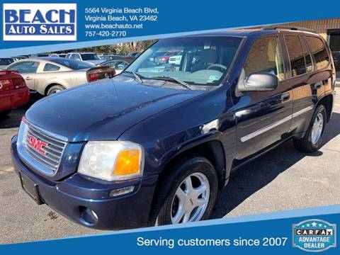 2007 GMC Envoy for sale in Virginia Beach, VA