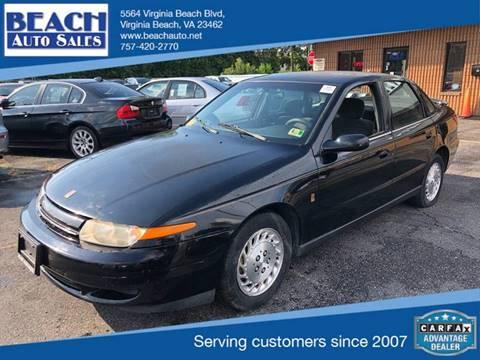 2001 Saturn L-Series for sale in Virginia Beach, VA