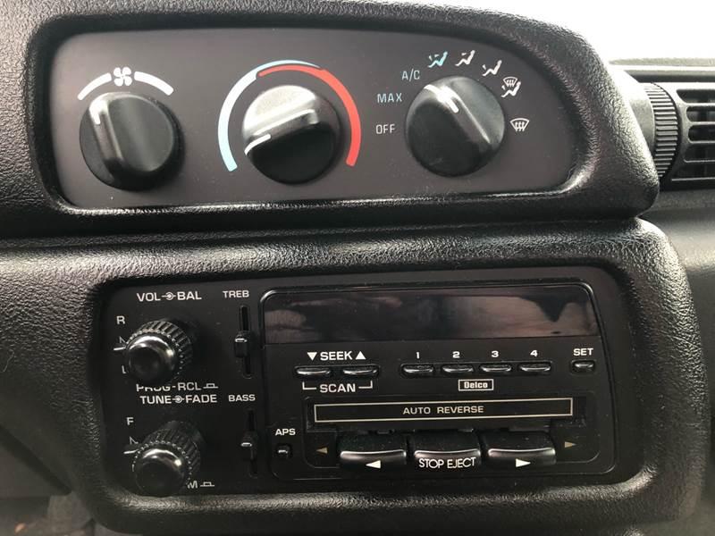 1994 Chevrolet Camaro Z28 2dr Convertible - Virginia Beach VA