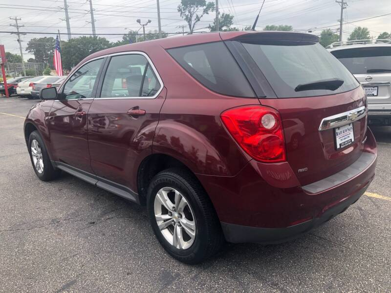 2010 Chevrolet Equinox AWD LS 4dr SUV - Virginia Beach VA