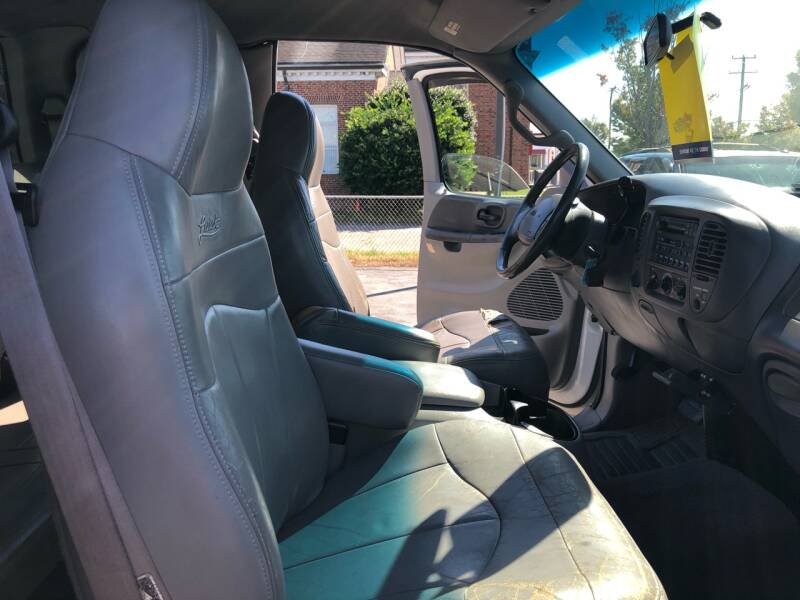 2000 Ford F-150 4dr Lariat 4WD Extended Cab LB - Virginia Beach VA