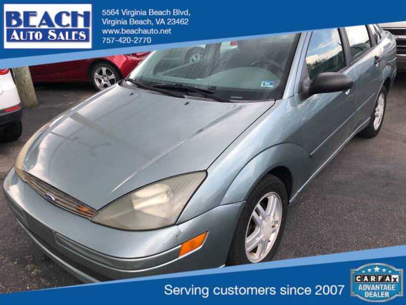 2003 Ford Focus SE 4dr Sedan - Virginia Beach VA