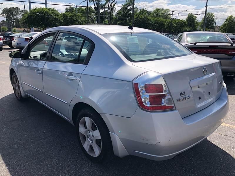 2007 Nissan Sentra 2.0 4dr Sedan (2L I4 CVT) - Virginia Beach VA