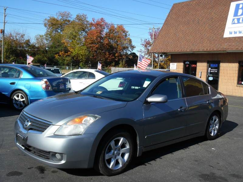 2007 Nissan Altima 2.5 S 4dr Sedan (2.5L I4 6M) - Virginia Beach VA