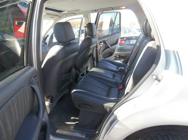 2004 Mercedes-Benz M-Class ML500 AWD 4MATIC 4dr SUV - Virginia Beach VA