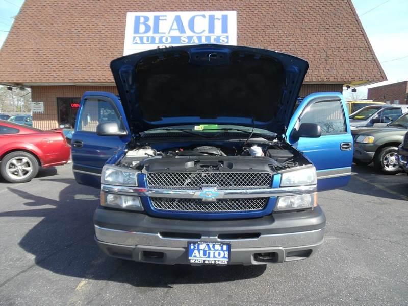 2004 Chevrolet Silverado 1500 Base 4dr Extended Cab Rwd SB - Virginia Beach VA