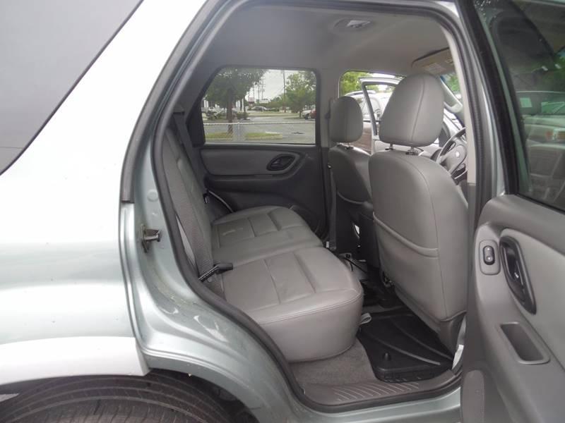 2006 Ford Escape Hybrid AWD 4dr SUV - Virginia Beach VA