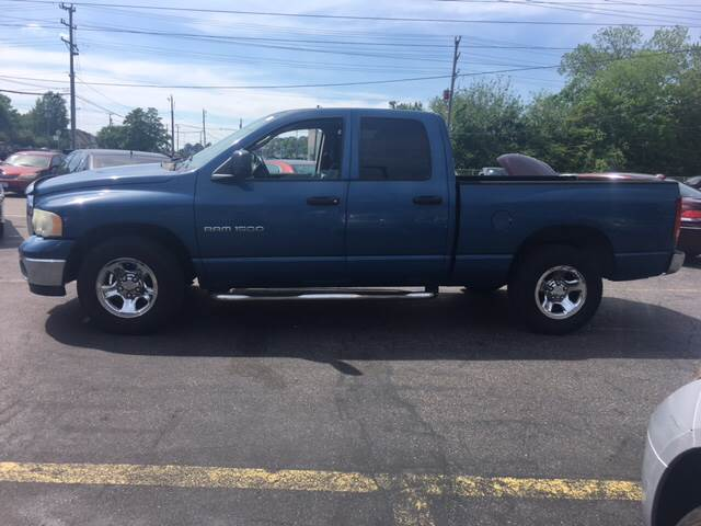 2003 Dodge Ram Pickup 1500 4dr Quad Cab SLT Rwd SB - Virginia Beach VA