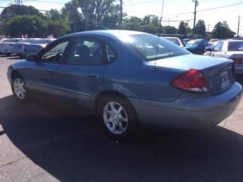 2007 Ford Taurus SEL Fleet 4dr Sedan - Virginia Beach VA