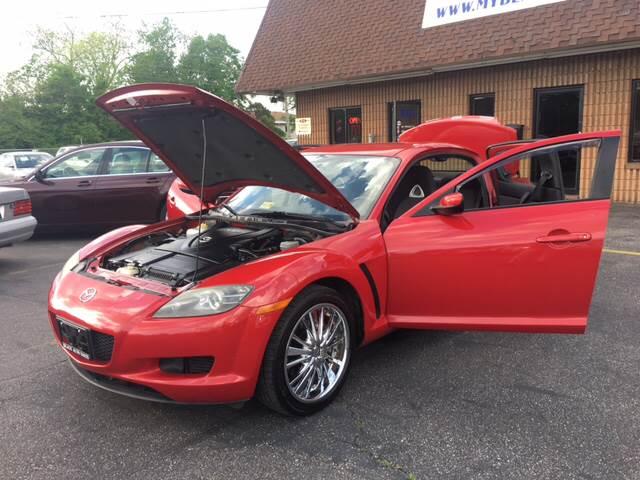 2005 Mazda RX-8 4dr Coupe - Virginia Beach VA
