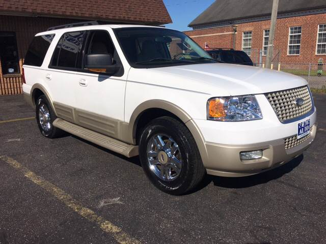 2005 Ford Expedition Eddie Bauer 4dr SUV - Virginia Beach VA