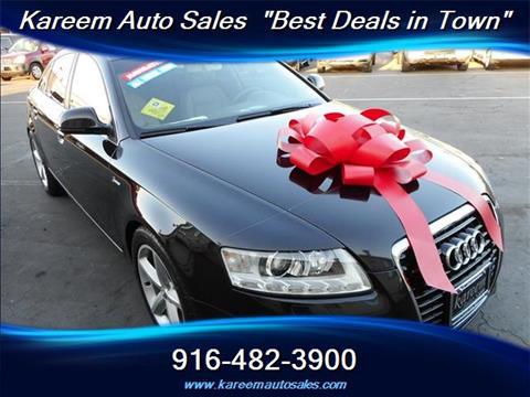 2010 Audi A6 for sale in Sacramento, CA