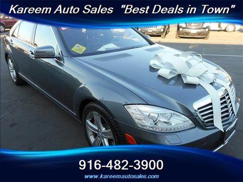 2011 Mercedes-Benz S-Class for sale in Sacramento, CA