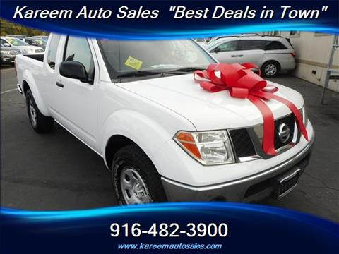 2008 Nissan Frontier for sale in Sacramento, CA
