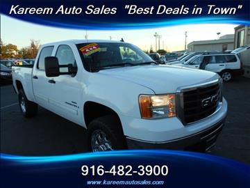 2008 GMC Sierra 2500HD for sale in Sacramento, CA