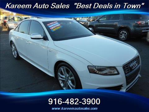 2012 Audi S4 for sale in Sacramento, CA