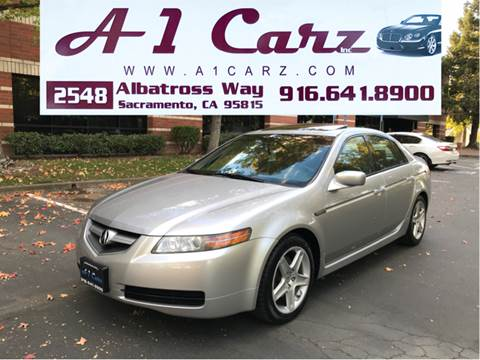 2006 Acura TL for sale in Sacramento, CA