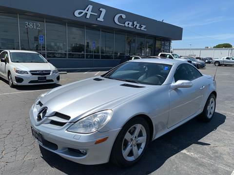 2008 Mercedes-Benz SLK for sale in Sacramento, CA