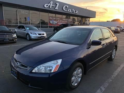 2003 Honda Accord for sale in Sacramento, CA
